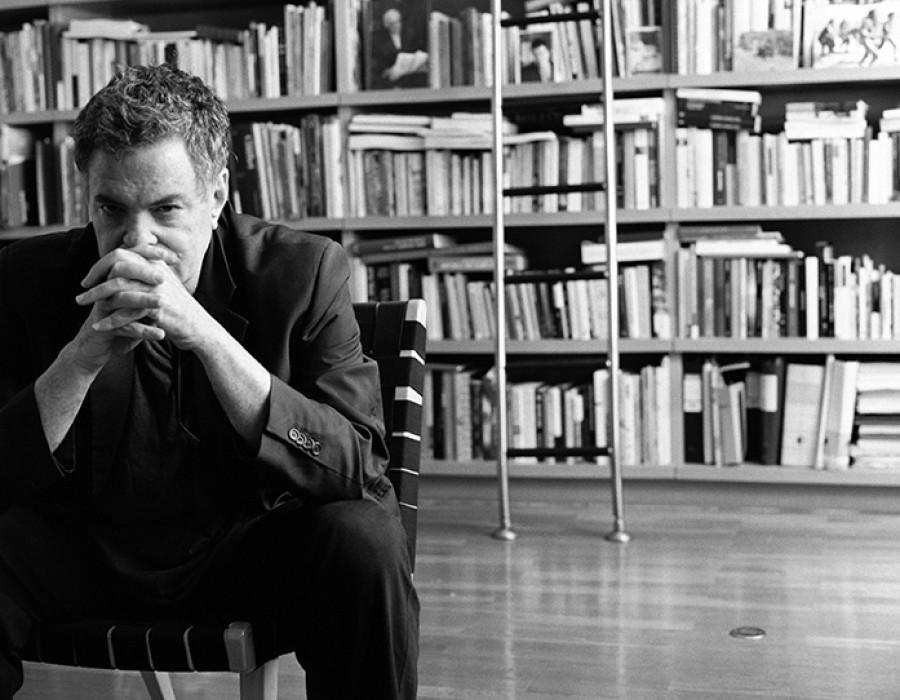 Amos Gitai, cinéaste, Paris, juin 2013