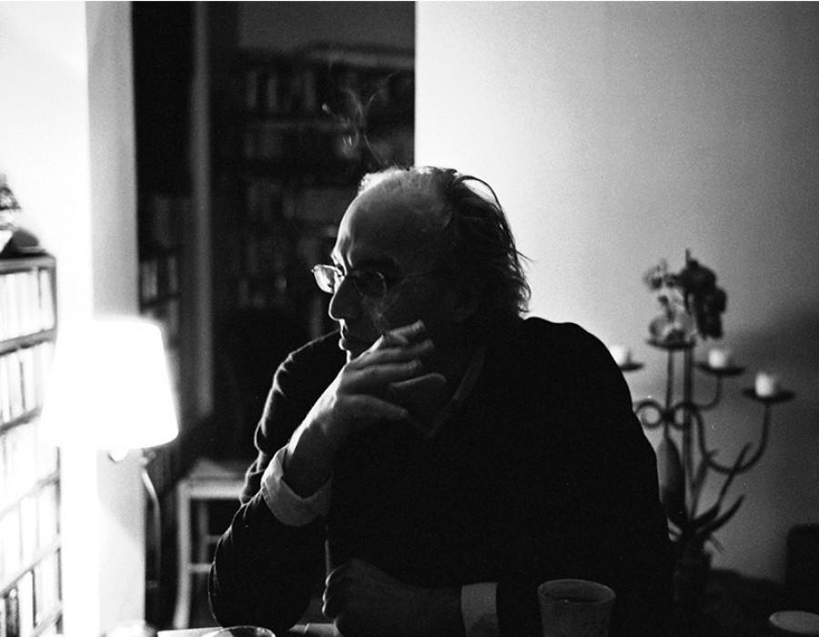 Massimo Rizzante, poète & critique littéraire, mars 2013