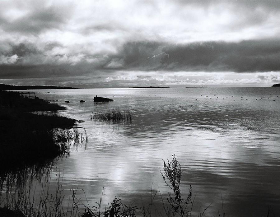 Fårö, Suède, octobre 2009